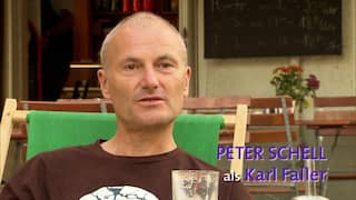 """Peter Schell in """"Fallers privat"""""""