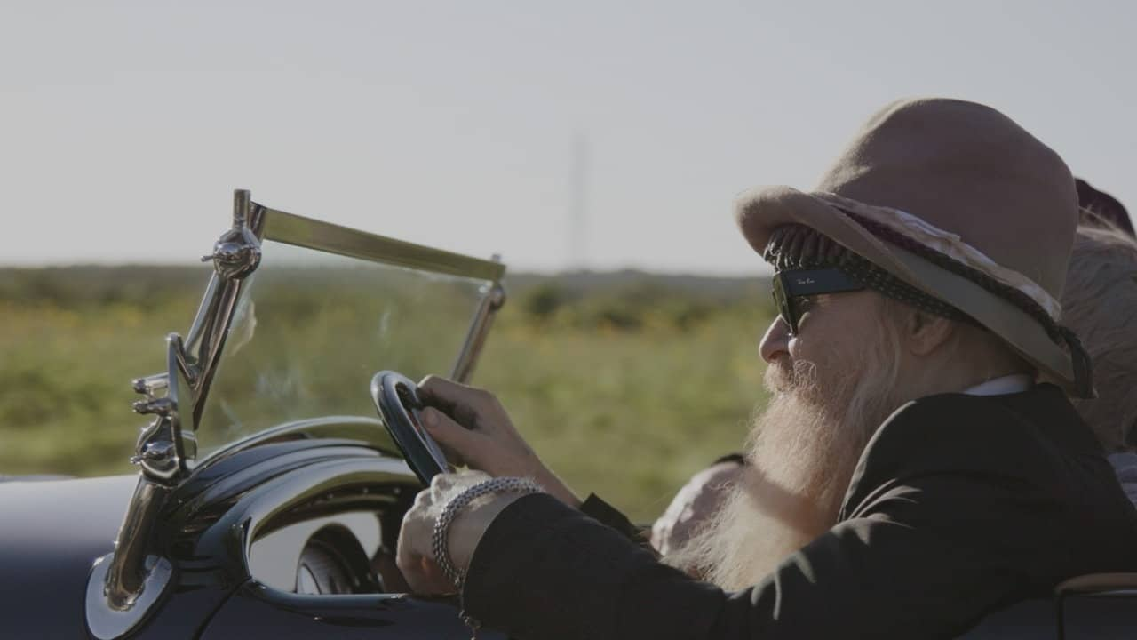 ZZ Top - That Ol' Little Band From Texas